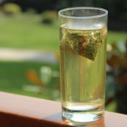 rose green tea 阿華師 drink -中秋